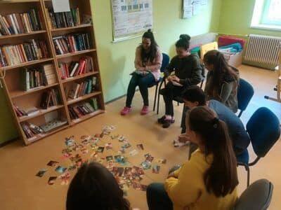 Hovory odomácí četbě ve čtenářských klubech