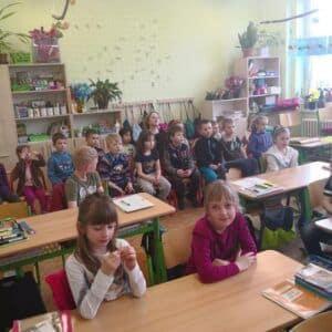 Galerie Školka ve škole