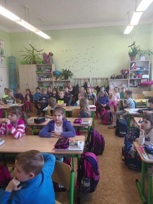 Školka ve škole