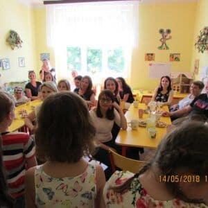 Galerie Den matek ve školní družině