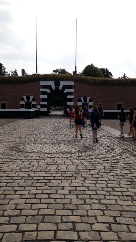 Exkurze Terezín– Malá pevnost