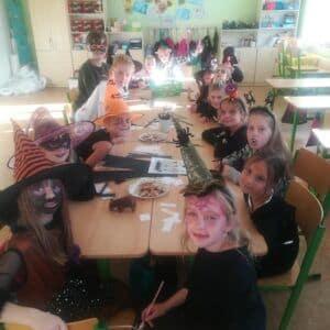 Galerie Halloweenské tvoření