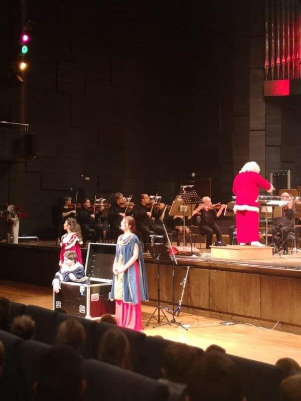 Vánoční koncert Severočeské filharmonie