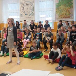 Galerie Recitační soutěž– školní kolo
