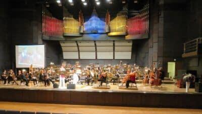 Prvňáčci navštívili severočeskou filharmonii