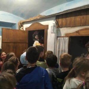 Galerie Pohádkové muzeum vDuchcově