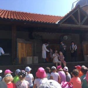 Galerie Divadelní představení na Hněvíně