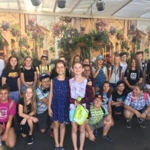 Galerie Exkurze do zahradnictví