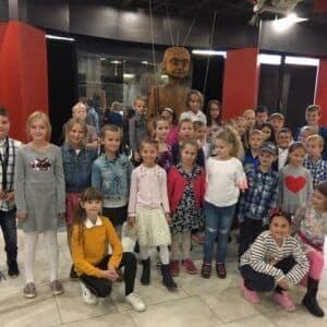 Galerie Divadelní představení pro třeťáky