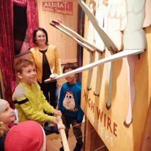 Galerie Žáci 2.Ase neučí jen vlavicích