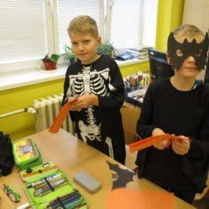 Galerie Halloween ve 2.A