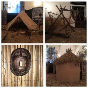 Galerie Dějepisně zeměpisná exkurze do muzea vMostě