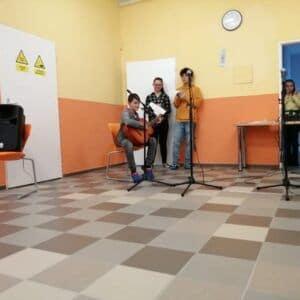 Galerie ZŠ Dubí 1má talent