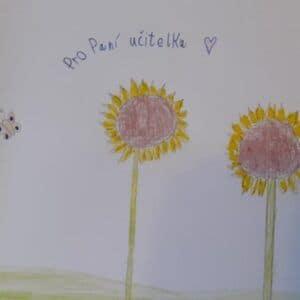 Galerie Květiny za vysvědčení