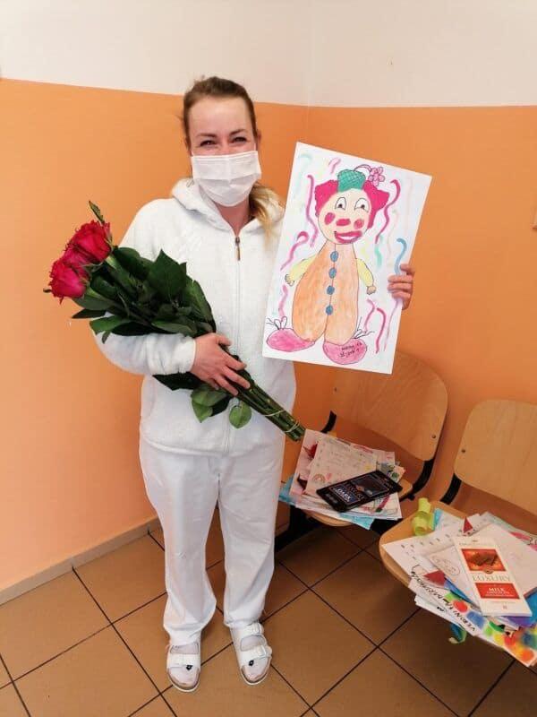 Obrázky do nemocnice