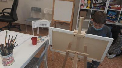 Malování na plátna