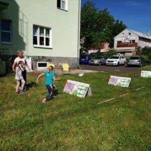 Den dětí v Tovární ulici 4