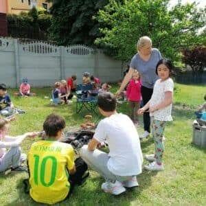 Den dětí v Tovární ulici 5