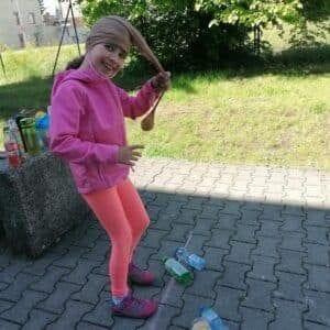 Den dětí v Tovární ulici 7