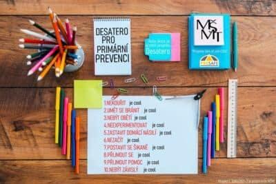 Desatero pro primární prevenci